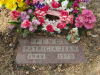 Patty's grave in Streator