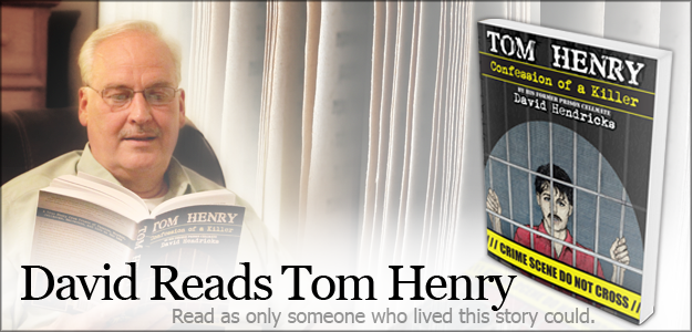David reads excerpts from Tom Henry